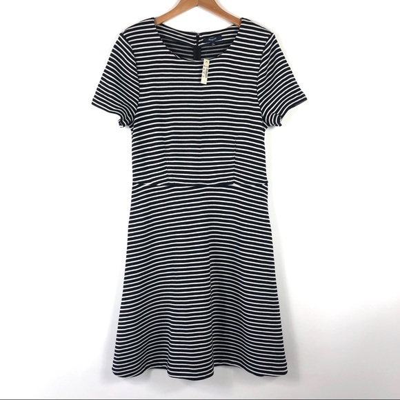 Madewell Dresses & Skirts - NWT Madewell Anywhere Striped Dress